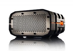Braven BRV-1 Portable Wireless Speaker - Black/Orange/Grey