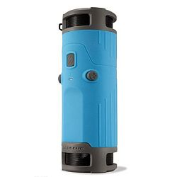 Scosche boomBOTTLE Weatherproof Wireless Portable Speaker - Blue