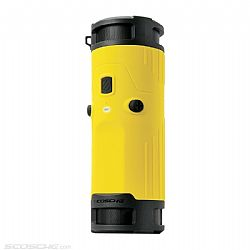 Scosche boomBOTTLE Weatherproof Wireless Portable Speaker - Yellow