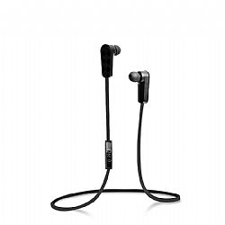 Jarv NMotion Sport Wireless Bluetooth Stereo Earbuds/Headphones with Built in Microphone , Black OPEN BOX