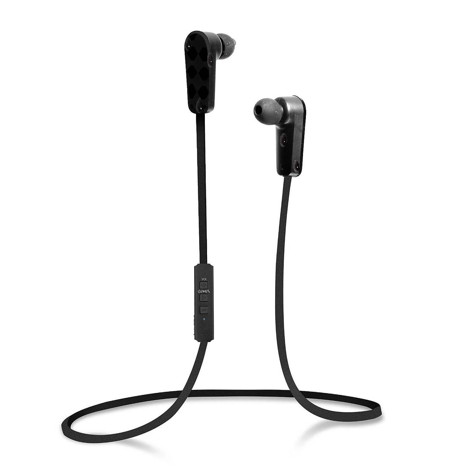 jarv nmotion sport wireless bluetooth stereo earbuds