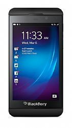 BlackBerry Z10 (3G 850MHz AT&T) Smartphone Black Unlocked Import