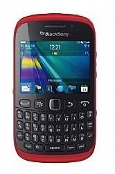 Blackberry Curve 9320 Red (3G 850/1900MHz AT&T US) Unlocked Import