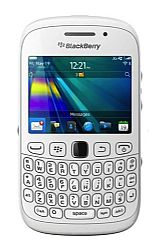 Blackberry Curve 9320 White (3G 850/1900MHz AT&T US) Unlocked Import