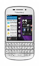 Blackberry Q10 Smartphone White Unlocked Import (3G 850MHz AT&T / LTE)