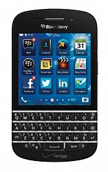 Blackberry Q10 Smartphone Black 4G LTE Verizon Wireless Unlocked