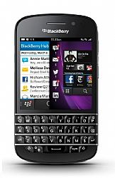 Blackberry Q10 Smartphone Black Unlocked Import (3G 850MHz AT&T)