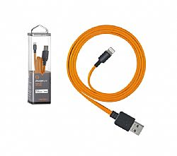 Ventev chargesync Cable (USB A to Lightning) for iPhone 5 - Orange