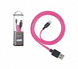 Ventev chargesync Cable (USB A to Lightning) for iPhone 5 - Pink