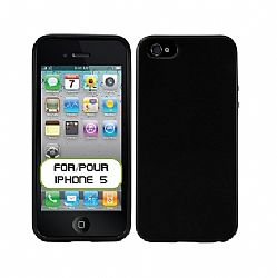 Cellet Flexi Case for Apple iPhone 5 - Black