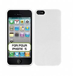 Cellet Flexi Case for Apple iPhone 5 - White