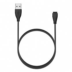 Jarv USB Charging cable for Fitbit CHARGE Wireless Activity Wristband - 3 Ft Black