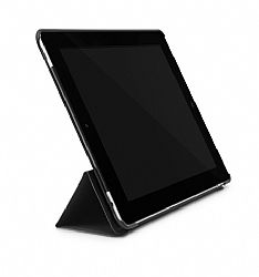 Incase Magazine Jacket for iPad 3 (Black/Black)