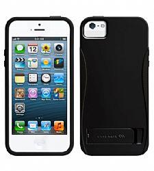 Case-Mate - Pop! Stand Case for Apple iPhone 5s/5 in Black