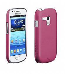 Case Mate Barely There for Samsung Galaxy S3 Mini - Lipstick Pink