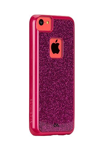 Case-Mate Glimmer Case for iPhone 5C - Pink at MobileCityOnline.com