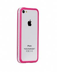 Case-Mate Hula Case Bumper for Apple iPhone 5c - Pink