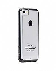 Case-Mate Naked Tough Case for iPhone 5C - Clear/Black