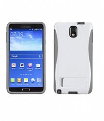 Case-Mate Pop! Stand Case for Galaxy Note 3 - White/Grey