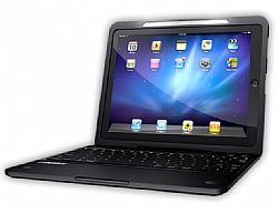 CruxCase Crux360 Bluetooth Keyboard Case for iPad 2 / iPad 3 & iPad 4