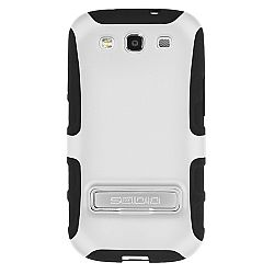 Seidio Active Case (w/ Kickstand) for Samsung Galaxy S3 III (Gloss White) OPEN BOX