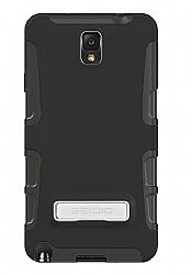 Seidio ACTIVE DILEX Case w/ Kickstand for Samsung Galaxy Note 3 - Black