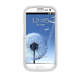 Seidio Surface Case for Samsung Galaxy S3 III (Gloss White) OPEN BOX