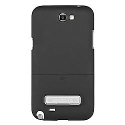 Seidio SURFACE Case with Metal Kickstand for Samsung Galaxy Note 2 II - Black