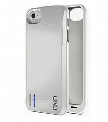 uNu DX Protective Battery Case for iPhone 5/5s - White