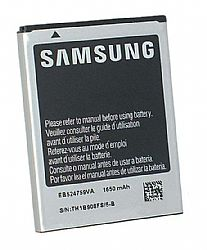 Samsung 1650 mAh Standard Battery for Samsung Focus S