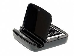 Samsung Battery Charger with Stand for Galaxy Note 2 II