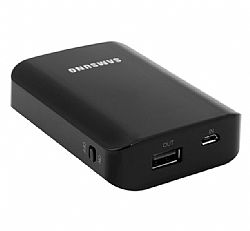 Samsung Universal Battery Pack 9000mAh with Cables