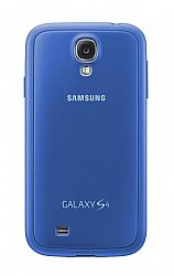 Samsung Galaxy S4 Protective Cover + (Light Blue)