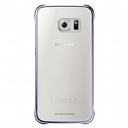 Samsung Clear Protective Cover for Samsung GS6 - Clear