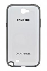 Samsung Protective Cover + for Galaxy Note 2 II - White