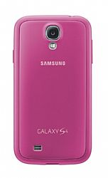 Samsung Galaxy S4 Protective Cover + (Pink)