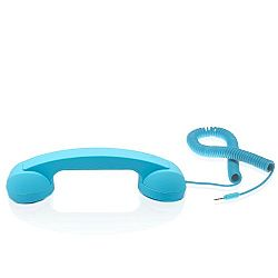 ECHO LOGICO RETRO HANDSET Soft Touch Sky Blue