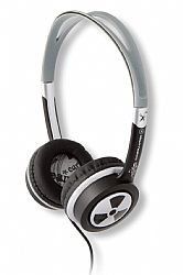 iFrogz EarPollution Toxix Headphones - Silver
