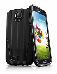 iSkin Exo Collection for Samsung Galaxy S4 - Black