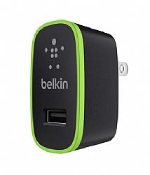 Belkin MIXIT Up Home Charger for iPad / iPhone (10 Watt/2.1 Amp) Black
