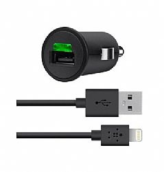 Belkin 2.1A Car Charger Apple 9 Pin Lightning for iPhone 5 / iPad Mini