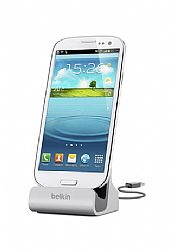 Belkin Charge + Sync Dock for Samsung Galaxy S4 and S3
