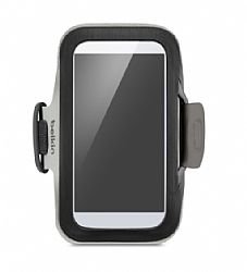 Belkin Slim-Fit Armband for Samsung Galaxy S5 - Black