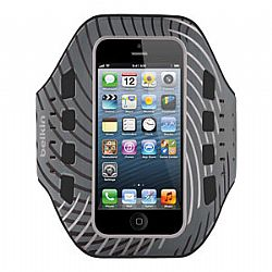 Belkin Profit Armband for New iPhone 5 (Blacktop)