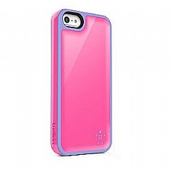 Belkin Grip Max Case for New iPhone 5 (Bubblegum/Volta)