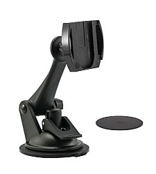 Arkon Phone Finger Ring Holder Sticky Suction Mount for Car Windshield or Dash