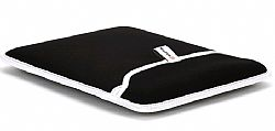 Griffin Technology Elan Jumper Neoprene Sleeve for Apple iPad/iPad 2 (Black w/White Trim)