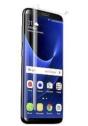ZAGG INVISIBLESHIELD Glass Curved Fit Screen Protector for Samsung Galaxy S8  - Clear