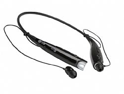 LG TONE Bluetooth Stereo Headset HBS-730 (Black)