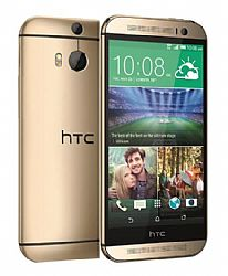 HTC M9+ Gold (3G 850MHz AT&T) Unlocked Import